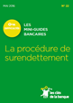 Guide - la procédure de surendettement