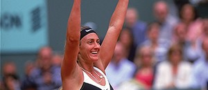 Champions de France - Mary Pierce - sommaire
